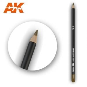 AK10030 weathering pencils