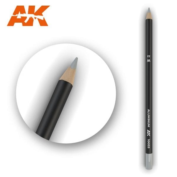 AK10033 weathering pencils