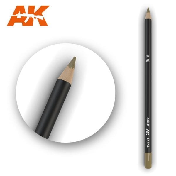 AK10034 weathering pencils