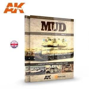 AK253 mud and rust dust series afv ak-interactive