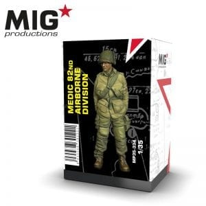 MP35-334 mig productions resin 1/35 ak-interactive