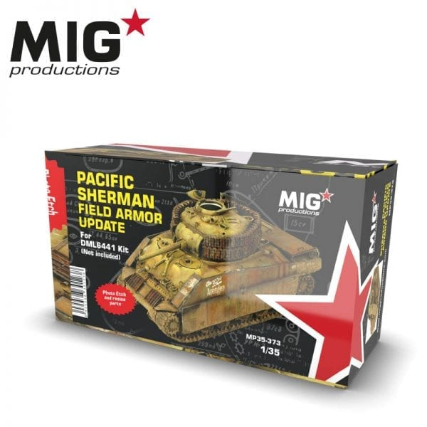 MP35-373 mig productions resin 1/35 ak-interactive