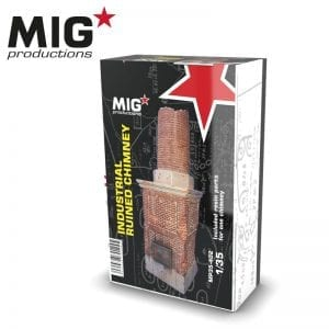 MP35-402 mig productions resin 1/35 ak-interactive