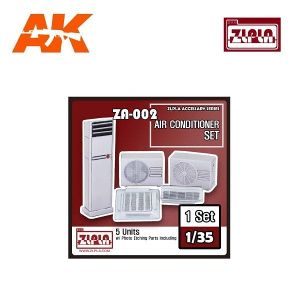 ZL ZA-002 ZLPLA AK-INTERACTIVE AIR CONDITIONER SET