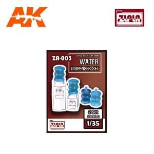 ZL ZA-003 ZLPLA AK-INTERACTIVE WATER DISPENSER SET