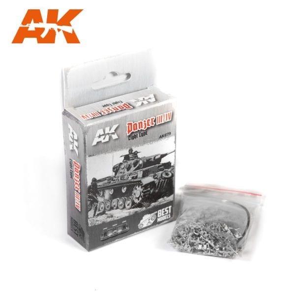 AK679 metal track akinteractive