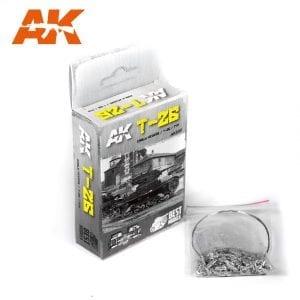 AK680 metal track akinteractive