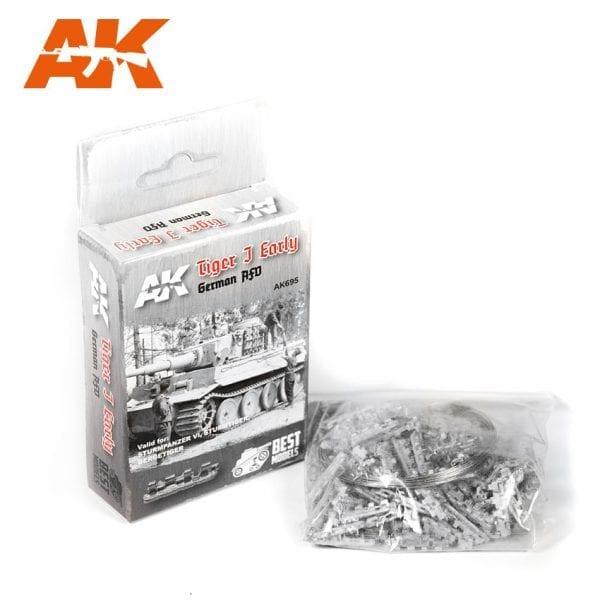 AK695 metal track akinteractive