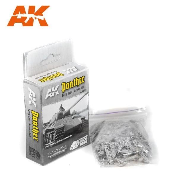 AK697 akinteractive metal track