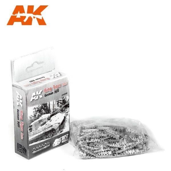 AK698 akinteractive metal tracks