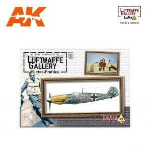 LUGA VOL 3 luftwaffe gallery ak-interactive
