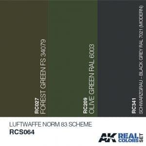 RCS064acryliclacquerset