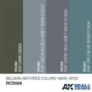 RCS068acryliclacquerset
