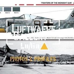 SPECIAL LUGA 1 JG26 luftwaffe gallery ak-interactive
