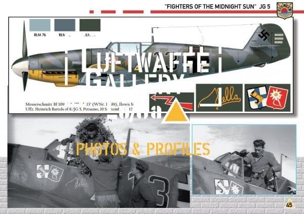 SPECIAL LUGA 4 JG 5 luftwaffe gallery ak-interactive