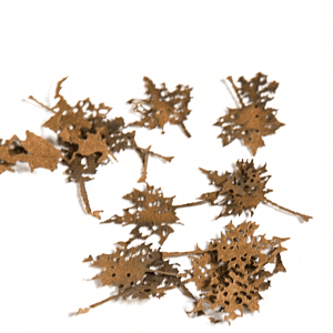 AK8104 maple dead leaves akinteractive diorama vegetation