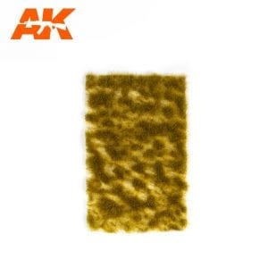 AK8118 akinteractive diorama LIGHT GREEN TUFTS 6mm