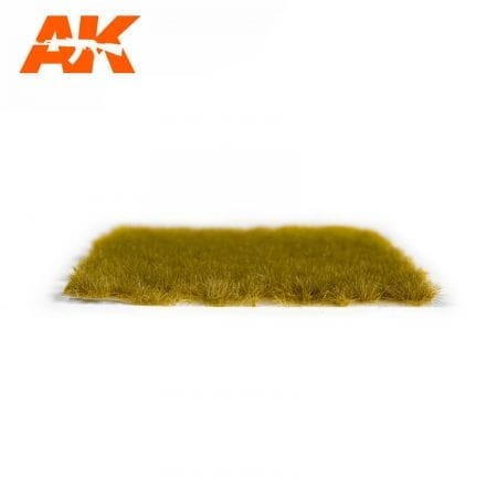 AK8118 akinteractive diorama LIGHT GREEN TUFTS 6mm