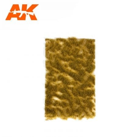 AK8119 akinteractive diorama MIXED GREEN TUFTS 6mm