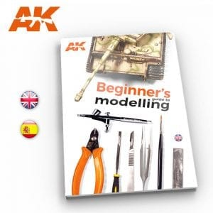 AK251 beginner's guide to modelling book akinteractive