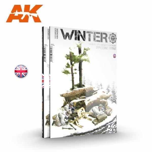 AK4842 TANKER WINTER MAGAZINE SPECIAL ISSUE