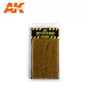 AK8126 DRY TUFTS 12mm akinteractive