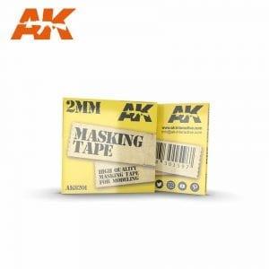 AK8201 masking type 2mm akinteractive
