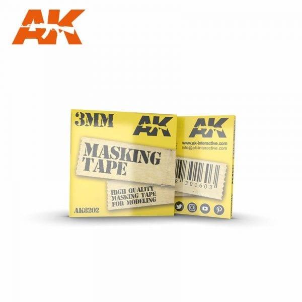 AK8202 masking type 3mm akinteractive