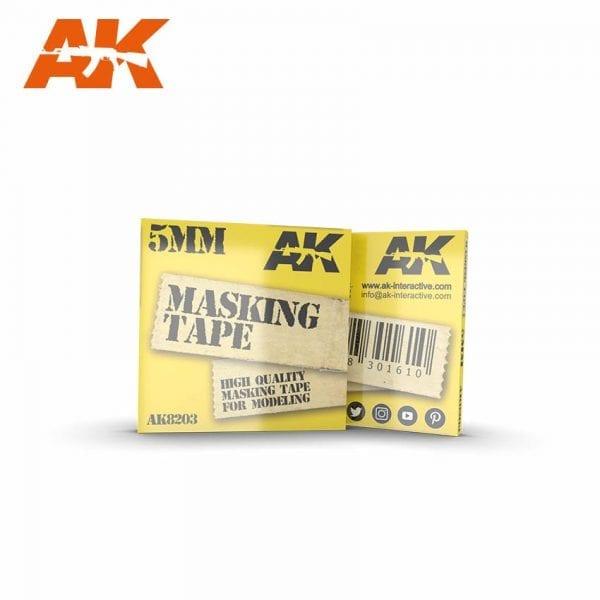 AK8203 masking type 5mm akinteractive
