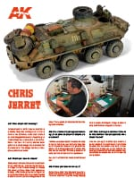 chris jerret akinteractive interview tank modellism afv