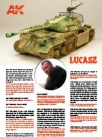 akinteractive interview lucasz tank modellism