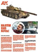 akinteractive martin red kovac tanker tank modellism interview