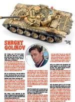 akinteractive sergey golikov figures tanker tank modellism interview