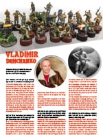 akinteractive vladimir demchemko figures tanker tank modellism interview