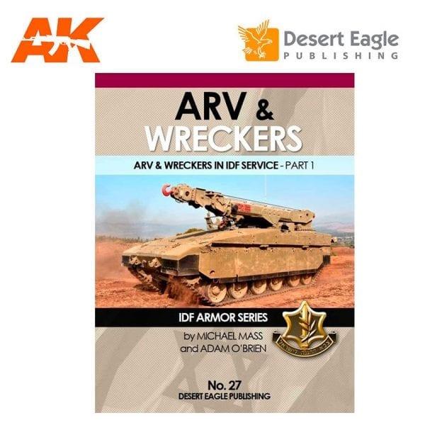 DEP-27 Desert Eagle Publications