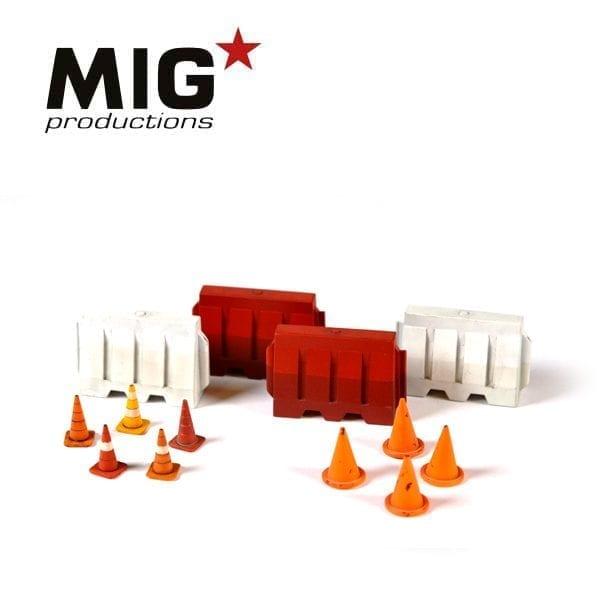 plastic cones ak