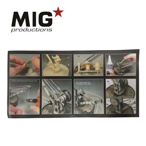 MP35-114 migproductions scale 1/35 resin diorama model