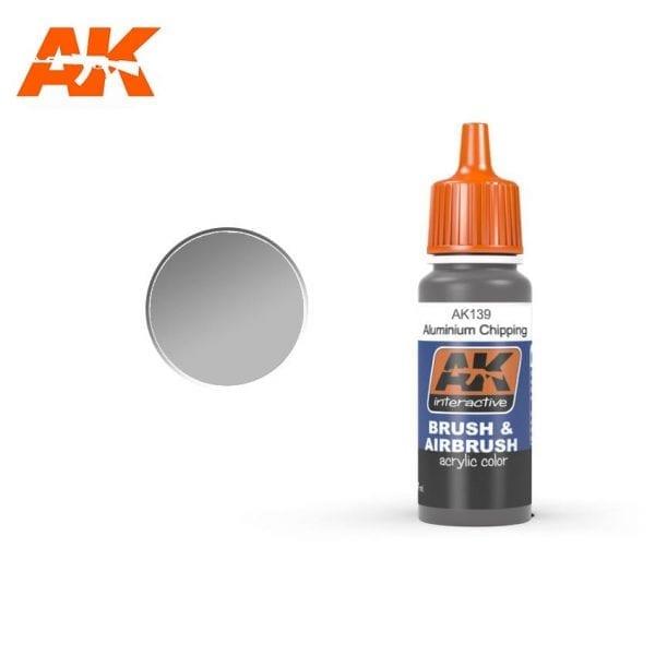 AK139 acrylic paint afv akinteractive modeling