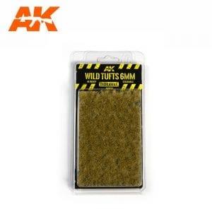AK8123 Wild Tufts