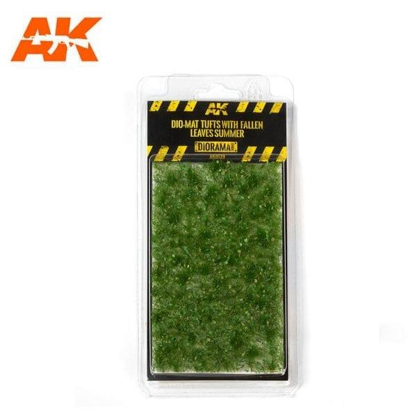 AK8139 diorama tufts akinteractive