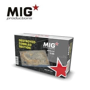 MP35-410 migproductions scale 1/35 resin diorama model