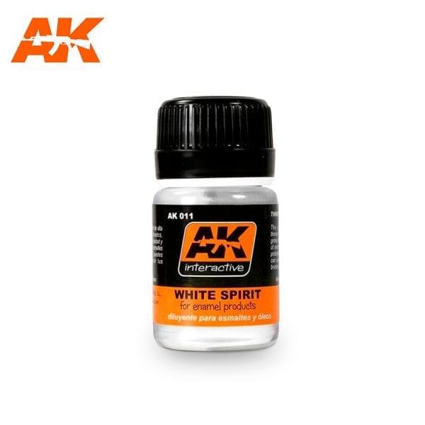 AK011 white spirit akinteractive