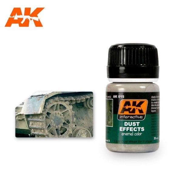 AK015 weathering products akinteractive
