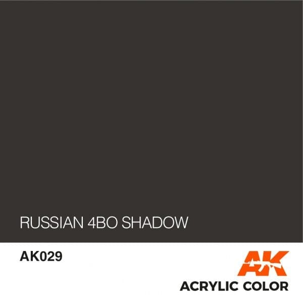 AK029 RUSSIAN 4BO SHADOW