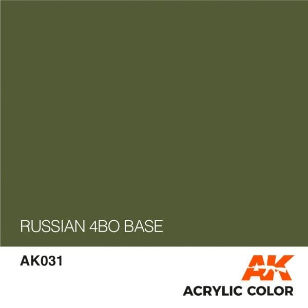 AK031 RUSSIAN 4BO BASE
