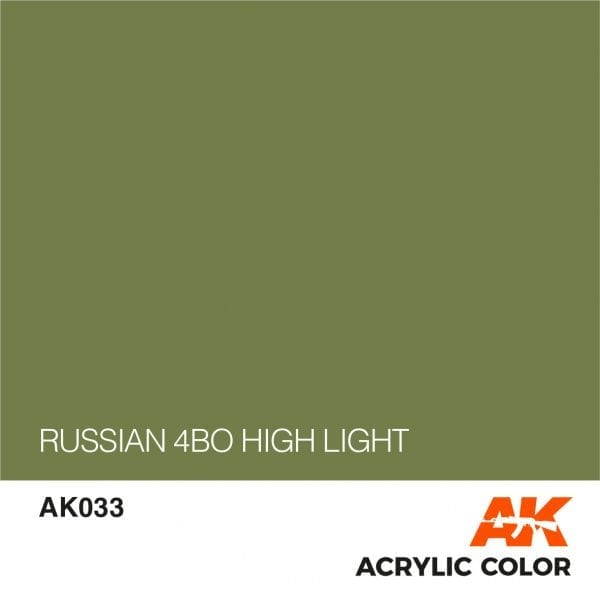 AK033 RUSSIAN 4BO HIGH LIGHT