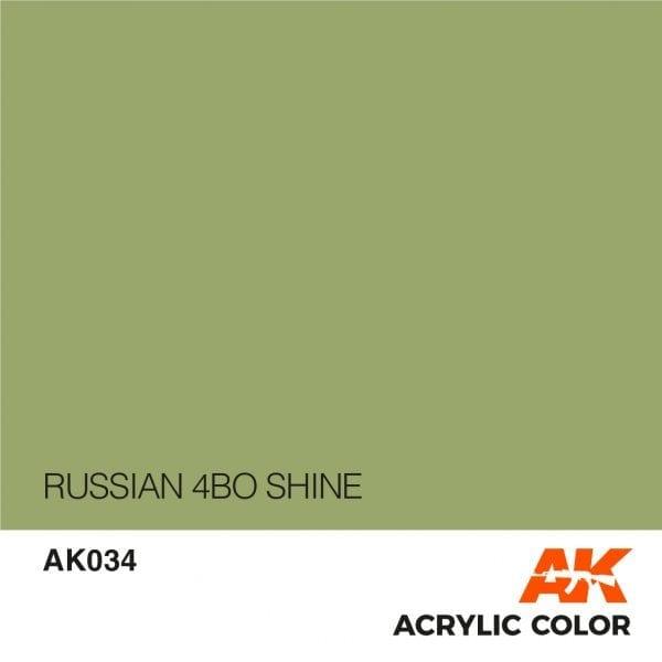 AK034 RUSSIAN 4BO SHINE