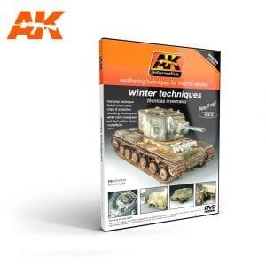 AK035 modeling dvd akinteractive
