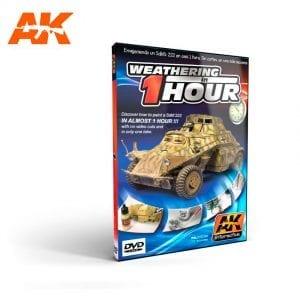 AK036 modeling dvd akinteractive