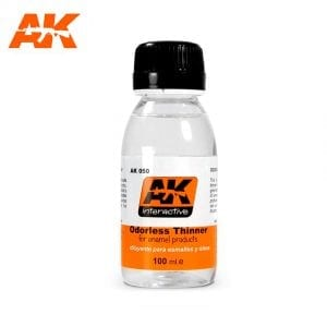 AK050 odorless thinner akinteractive